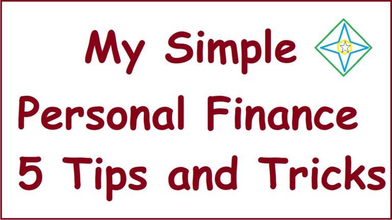 Best Personal Finance Tips